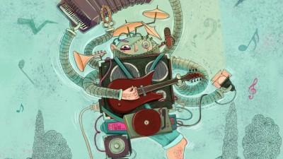 Red Bull Music Academy - Robot
