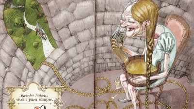 Sabugosa Children Books - Rapunzel