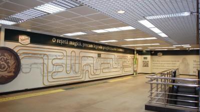 Staropramen - Metrou