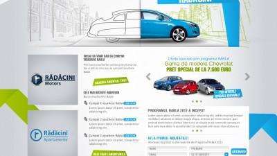 Website: Rabla.ro - Homepage