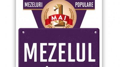 1 MAI - Mezelul se imparte cu colegii (sticker)