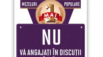 1 MAI - Nu va angajati in discutii cu vanzatorul