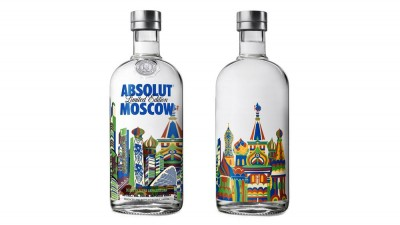 ABSOLUT Vodka - Absolut Moscow 1