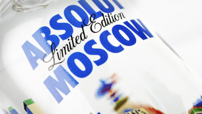 ABSOLUT Vodka - Absolut Moscow 3