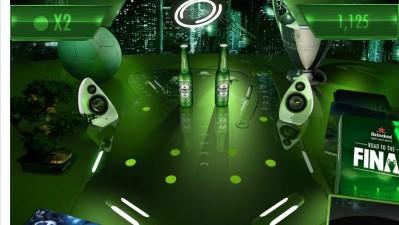 Aplicatie de Facebook: Heineken - Road to the Final