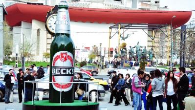 Beck's - Augmented Streetart 2
