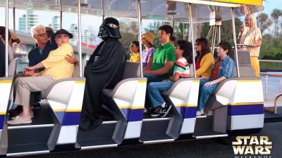 Disneyland - Vader
