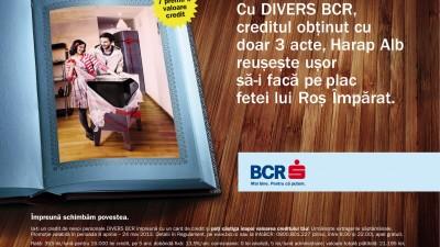 DIVERS BCR - Harap Alb