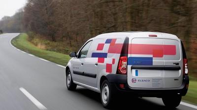Elsaco - Rebranding (Car)