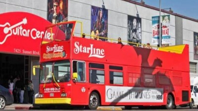 Game of Thrones - Dragon Shadow (Bus)