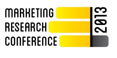 CALL FOR PAPERS pentru Marketing Research Conference 2013