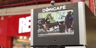 McCann Erickson a imaginat o farsa pe brand pentru Doncafe