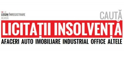 UNPIR lanseaza o platforma dedicata vanzarilor de bunuri provenite de la societati aflate in insolventa