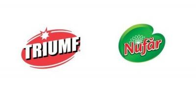 Noi identitati de brand pentru Nufar si Triumf, semnate de Cocoon Bucharest