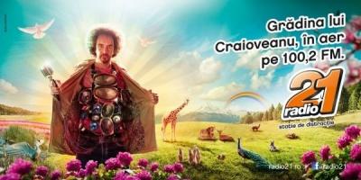 Catalin Rusu si Marc Bortun vorbesc despre campania care anunta venirea lui Vlad Craioveanu la Radio 21