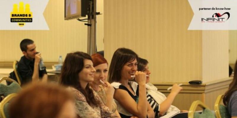 Tips&Tricks despre comunitatile de brand de la Nir Refuah, Sorin Psatta, Bogdan Nitu si Ioana Gheorghita