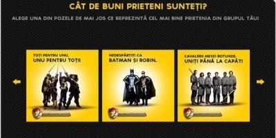 Depozitul de bere Bergenbier, parte din campania de promovare a noului PET