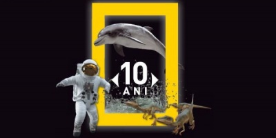 UPC sustine aniversarea de 10 ani a National Geographic Romania