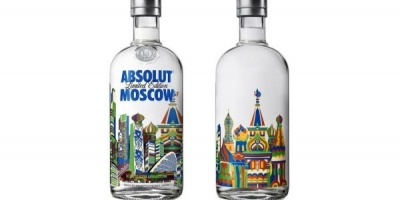 Cocoon Group a creat editia limitata ABSOLUT MOSCOW