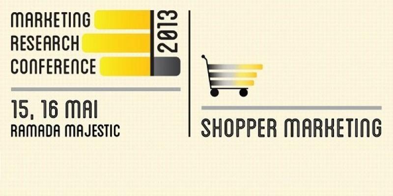 Seminar Marketing Research Conference 2013: Tehnologii inovatoare aplicate in shopper research