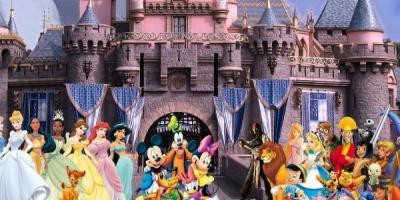 Magie si inocenta in povestile Disney