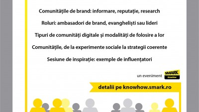 SMARK Knowhow - Brands & Communities, insert B24FUN