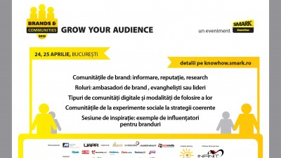 SMARK Knowhow - Brands & Communities, insert Revista Piata