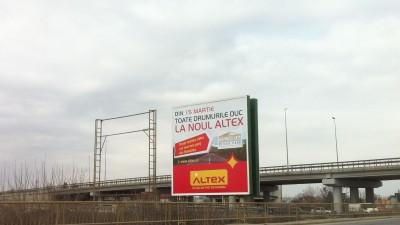 Altex - Deschidere magazin Colosseum Retail Park