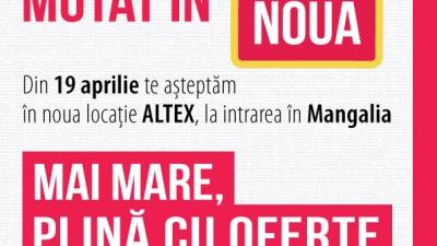 Altex - Deschidere Mangalia