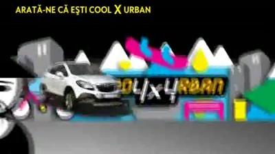 Opel Mokka - Cool x Urban
