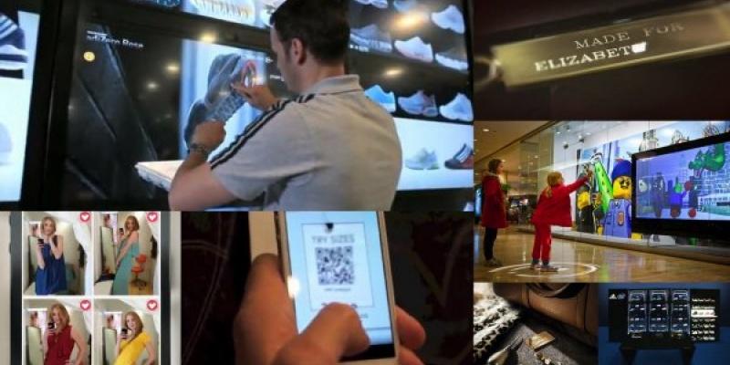Tehnologii noi folosite in retail la nivel international