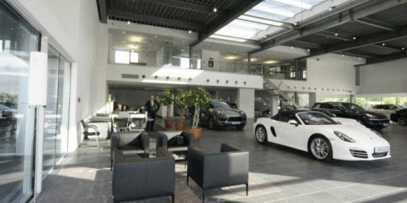15 milioane euro pentru noul centru auto de lux Porsche Pipera