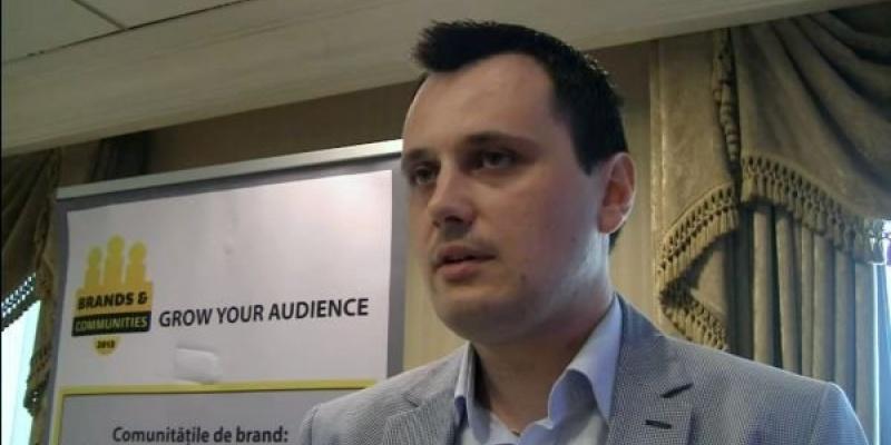 Bogdan Aron (2Parale) despre transformarea comunitatilor in surse de venit