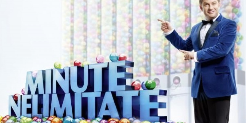 Pavel Bartos anunta numerele castigatoare in noua campanie Romtelecom dezvoltata de GMP Advertising