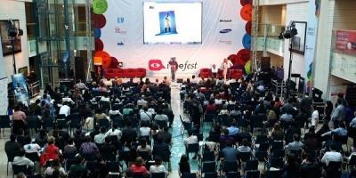 """ICEEfest """"200 Seconds of Fame"""" - startup-urile isi vor prezenta business-ul alaturi de marile nume ale industriei digitale"""
