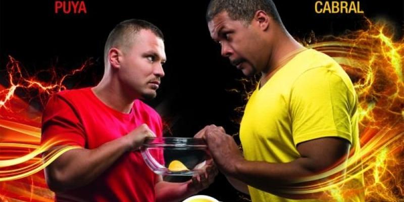 Noua campanie Lay's ii provoaca la duel pe Cabral si Puya