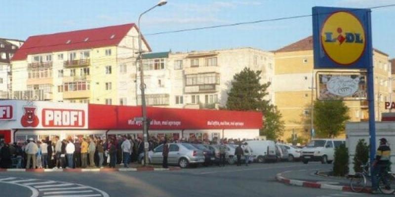 Sub sloganul ''Vecine Lidl, bine te-am gasit!'' PROFI deschide un nou magazin in Sibiu