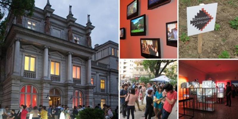Romanian Design Week: Advertising neaos, graphic design local si packaging pe romaneste