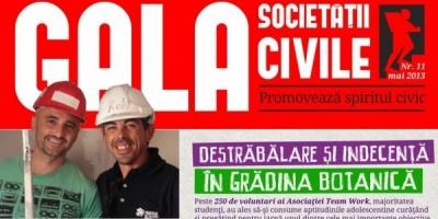 Rusu+Bortun Brand Growers transforma binele in senzational in noua campanie pentru Gala Societatii Civile