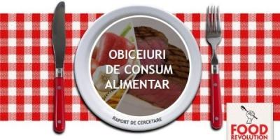 Studiu IRES legat de obiceiurile alimentare: 91% dintre respondenti au considerat ca romanii mananca nesanatos