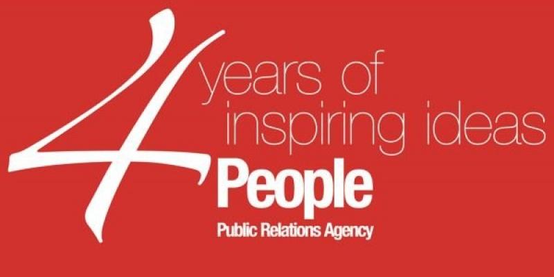 4 ani de proiecte People Public Relations Agency