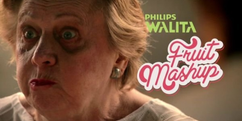 Ogilvy & Mather Brazil a creat capsuno-banana pentru Philips