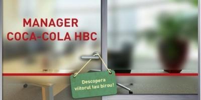 Cum arata viitorul pentru un manager de succes - demonstratie facuta de IMAGE PR pentru brandul de angajator Coca-Cola HBC