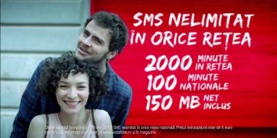 Vodafone are grija de tinerii care vor sa se combine, intr-o campanie pentru cartela pre-pay