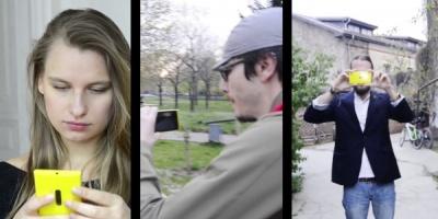 "Lana, Barna Nemethi si Cosmin Popan, endorseri Nokia in campania ""This is Lumia"""