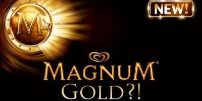 Lansarea celui mai nou sortiment de inghetata Magnum Gold?! de la Algida, realizata cu ajutorul Wunderman