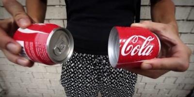 Coca-Cola imparte doza in doua
