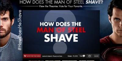 Parul de pe fata lui Superman devine problema globala