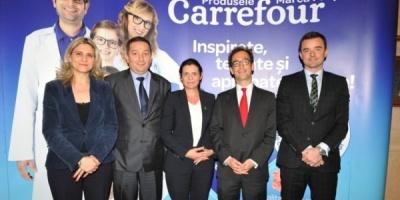 """Carrefour lanseaza produsele marca proprie """"Inspirate, Testate si aprobate de dumneavoastra!"""""""