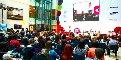 Lideri globali in aplicatii, jocuri si muzica pentru telefon, pe scena ICEEfest